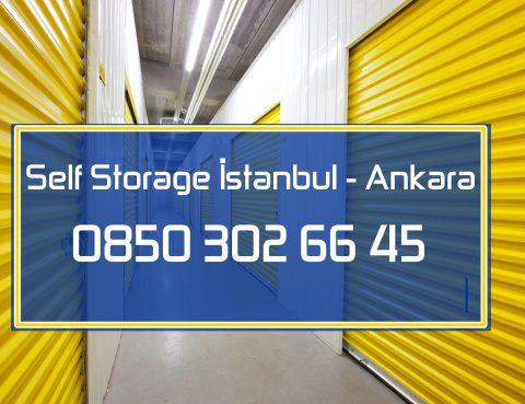 self storage istanbul ankara